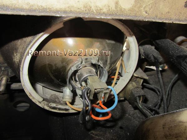 лампы накаливания ВАЗ 2109-2108