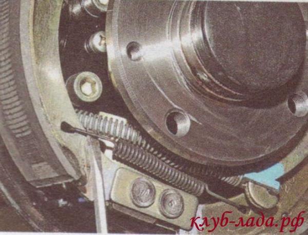 Как заменить передние колодки на оке