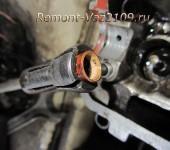 Замена прокладки под клапанной крышкой Ремонт ВАЗ 2109-2108