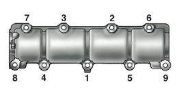 Снятие головки ВАЗ 2107