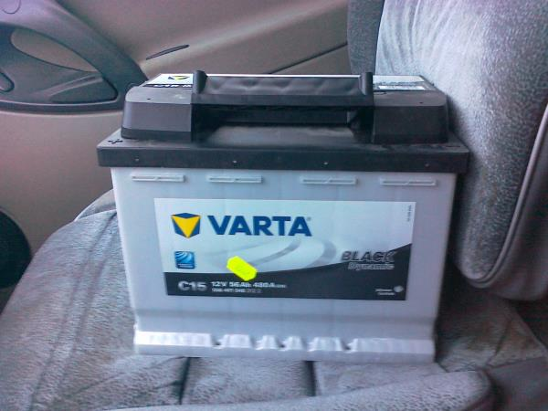 аккумуляторы Varta для ВАЗ 2110