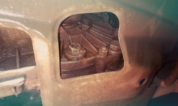 Сливная пробка для откручивания у Лады калины в трансмиссии
