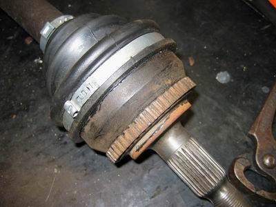 Замена ШРУСа ВАЗ 2110 своими руками — детальная инструкция
