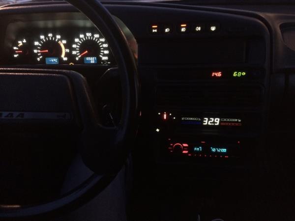 Панель управления ВАЗ 2110