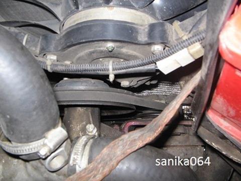 Охлаждение двигателя ВАЗ 2106