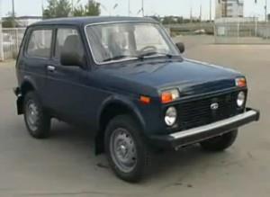 ВАЗ 21214 Нива (Lada 4x4)