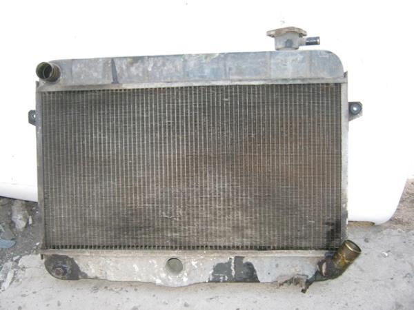 замена радиатора на Ниве