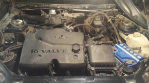 Замена радиатора печки ВАЗ-2112 16 клапанов