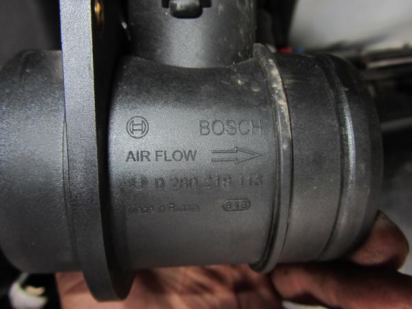 маркировка на датчике массового расхода воздуха ВАЗ 2111-2112