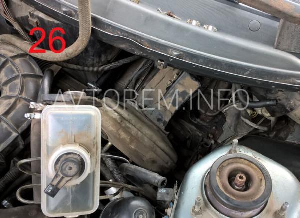 снятие и установка радиатора отопителя ваз 2110