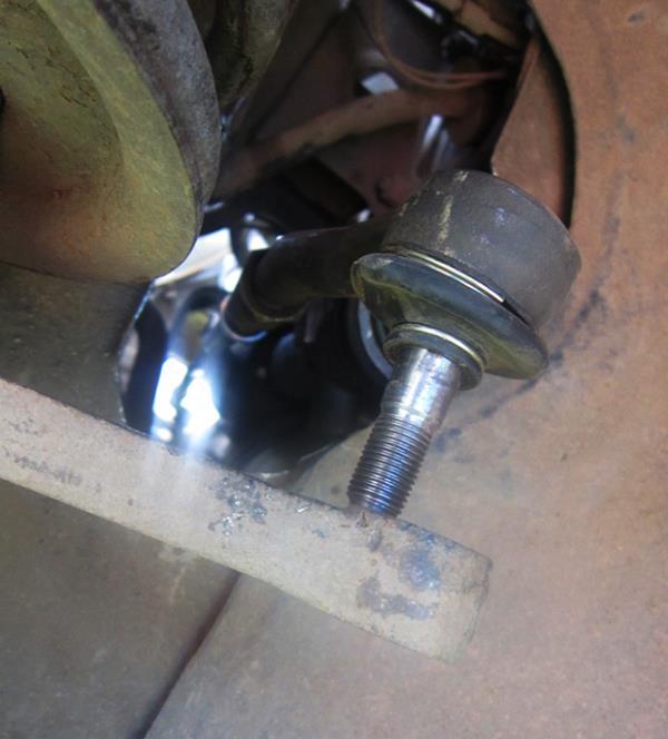 Верхняя опора стойки ВАЗ 2115 — замена своими руками