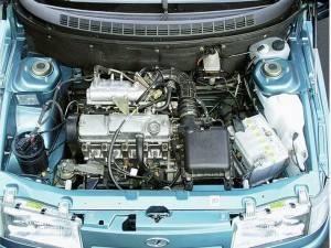 Двигатель Lada 110