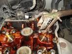 Замена маслосъемных колпачков киа