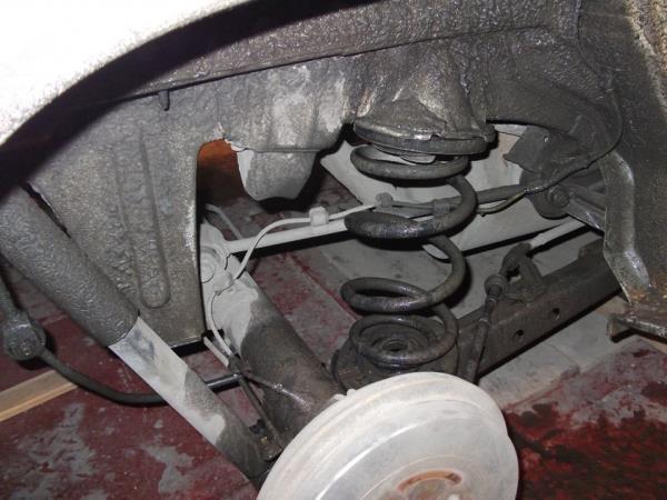 Увеличение просвета. Часть #2. Задняя подвеска - toyota probox. - бортжурнал Toyota Probox Фредди 2004 года на DRIVE2