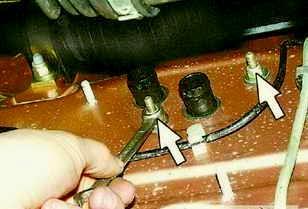 замена радиатора печки на ваз 2109-9