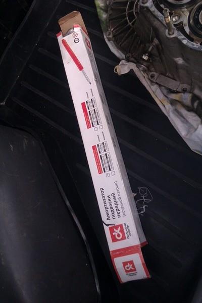 Установка КПП для ВАЗ 2108