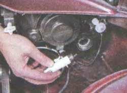 Передние фары Лада Гранта снятие и установка (Блок - фары)