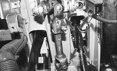 операции выполняемые при снятии и установке отопителя (печки) и радиатора на автомобиле ВАЗ 2170 2171 2172 Лада Приора (Lada Priora)