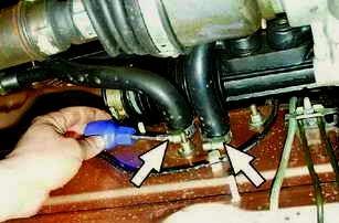 замена радиатора печки на ваз 2109-8