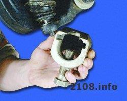 Замена шаровой опоры на ВАЗ 2108, 2109 и 21099