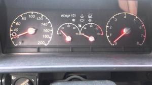 На фото - спидометр ВАЗ 21093, youtube.com