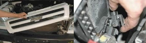 Как снять радиатор охлаждения Нива Шевроле