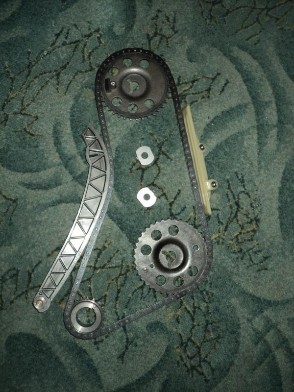 Однорядная цепь (запчасти) - бортжурнал Лада 4x4 3D 21213, Нифка 1996 года на DRIVE2