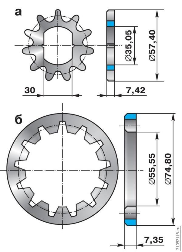 Редукционный клапан ВАЗ 2112