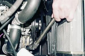 Как снять генератор
