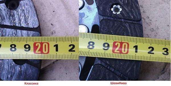 Установка сцепления от ШевиНивы на ВАЗ 2107