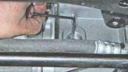 Замена и проверка масла в КПП Лада Ларгус
