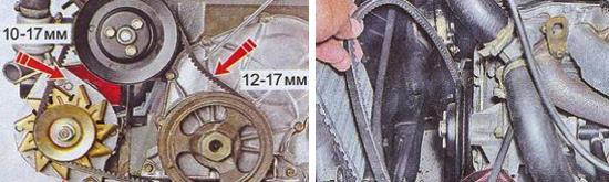 Подтянуть ремень генератора ваз 2104 - vss-samara.ru