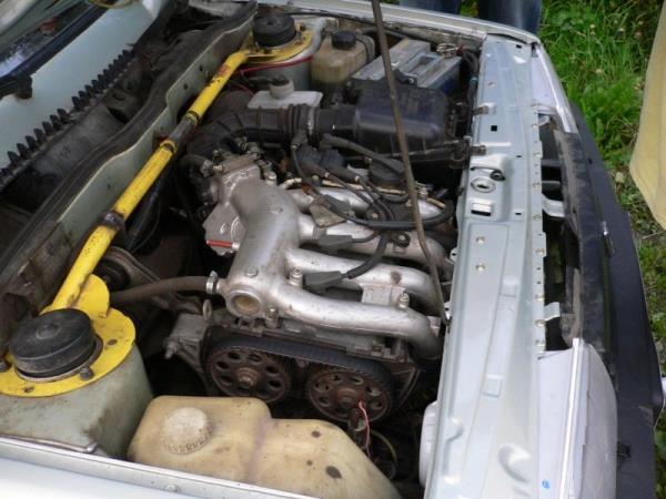 Мотор 2112 от девятке