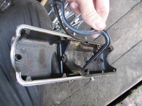 замена прокладки клапанной крышки ВАЗ 2110-2111