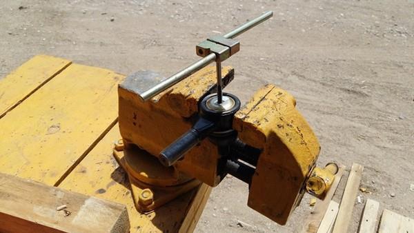 Тавотницы в рулевые тяги для увеличения срока службы рулевых тяг НИВЫ