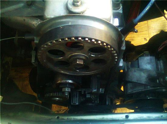 Как заменить передний сальник коленвала ВАЗ 2108 своими руками
