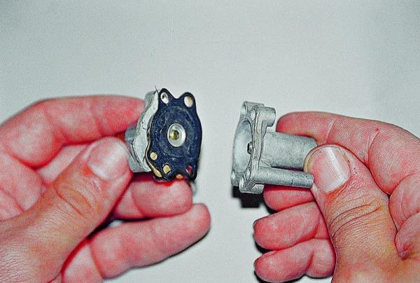 Проверка игольчатого клапана ЭПХХ - ВАЗ 2107