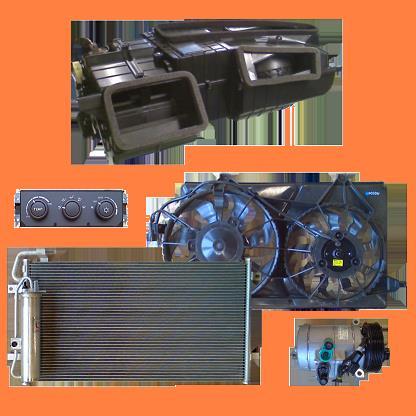 Особенности конструкции отопителя на автомобиле ВАЗ 2170 2171 2172 Лада Приора (Lada Priora)