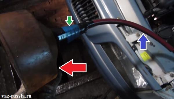 На фото изображен предмет благодаря которому можно будет заливать масло в коробку