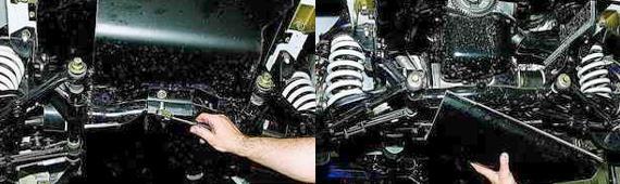 Замена брызговиков двигателя Нива 2121 2131