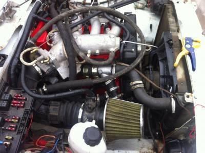 Устанавливаем двигатель от приоры на авто