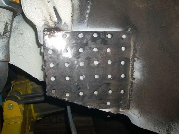 Модернизация подвески: амортизаторы от