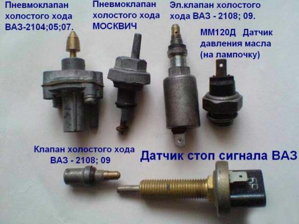 Что такое электромагнитный клапан холостого хода - Avtosensei