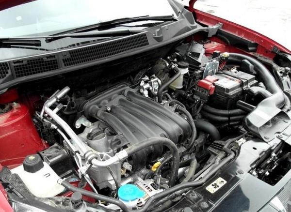 Двигатель Лада Икс Рей HR16DE / H4M