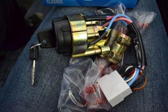Замена замка зажигания на ВАЗ 2114 и 2115. Работы на вечерок
