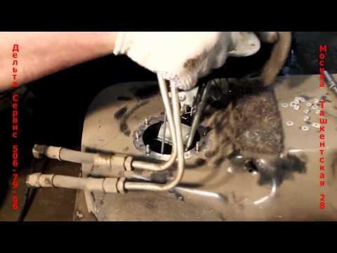 Как заменить бензонасос на ваз 2107 инжектор видео - Vdpo85.ru