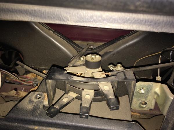 Ваз 21053 ремонт своими руками кран отопителя