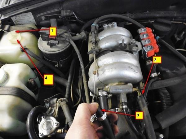Замена радиатора (отопителя) печки Шевроле Нивы (ВАЗ 2123)