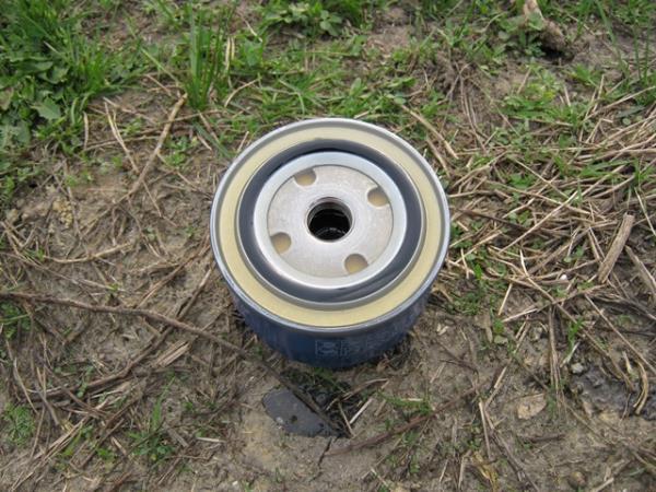 замена масляного фильтра на ВАЗ 2114-2115