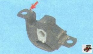 Замена подушек двигателя лада гранта